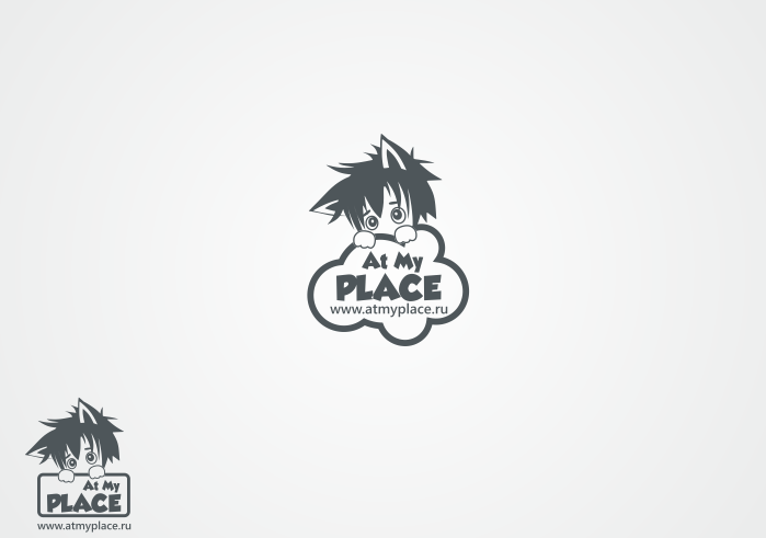4c125f76166 Логотип молодежного интернет-магазина неформальной одежды