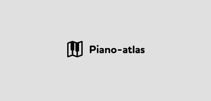 гибрид карты и клавиш - Конкурс для проекта piano-atlas.ru