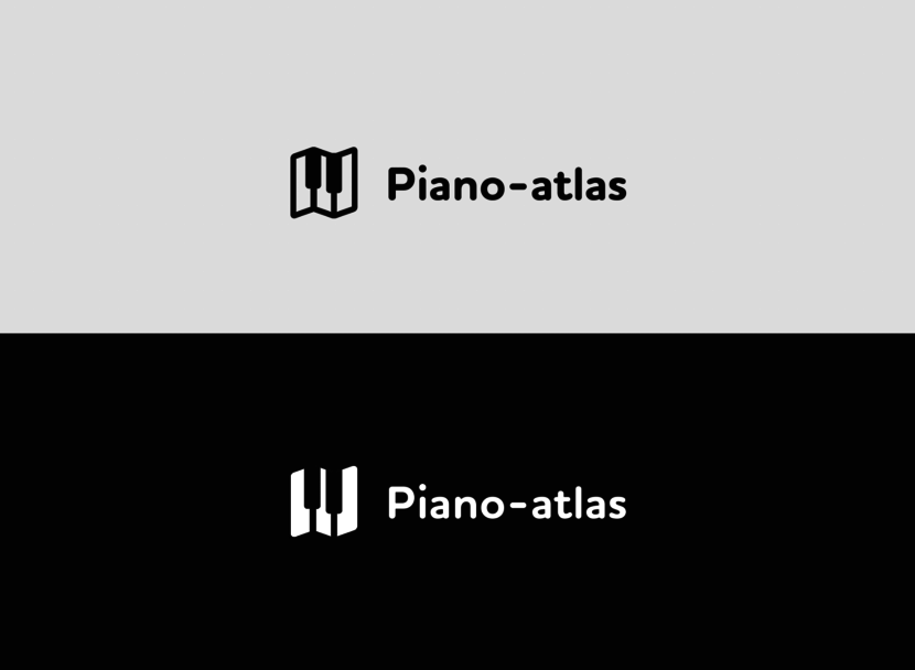 Конкурс для проекта piano-atlas.ru  -  автор Яков Фуртиков